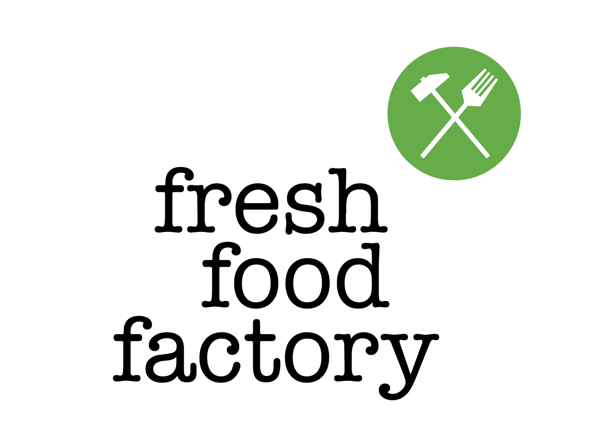 Logo fresh food factory