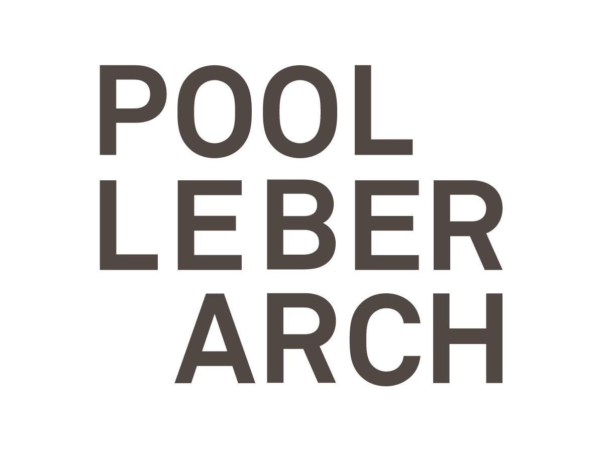 Logo Pool Leber Architekten.