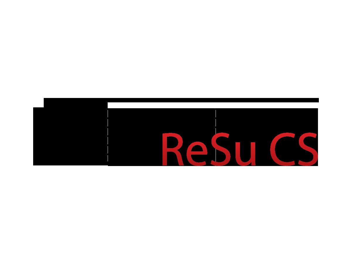 Logo ReSu - CS