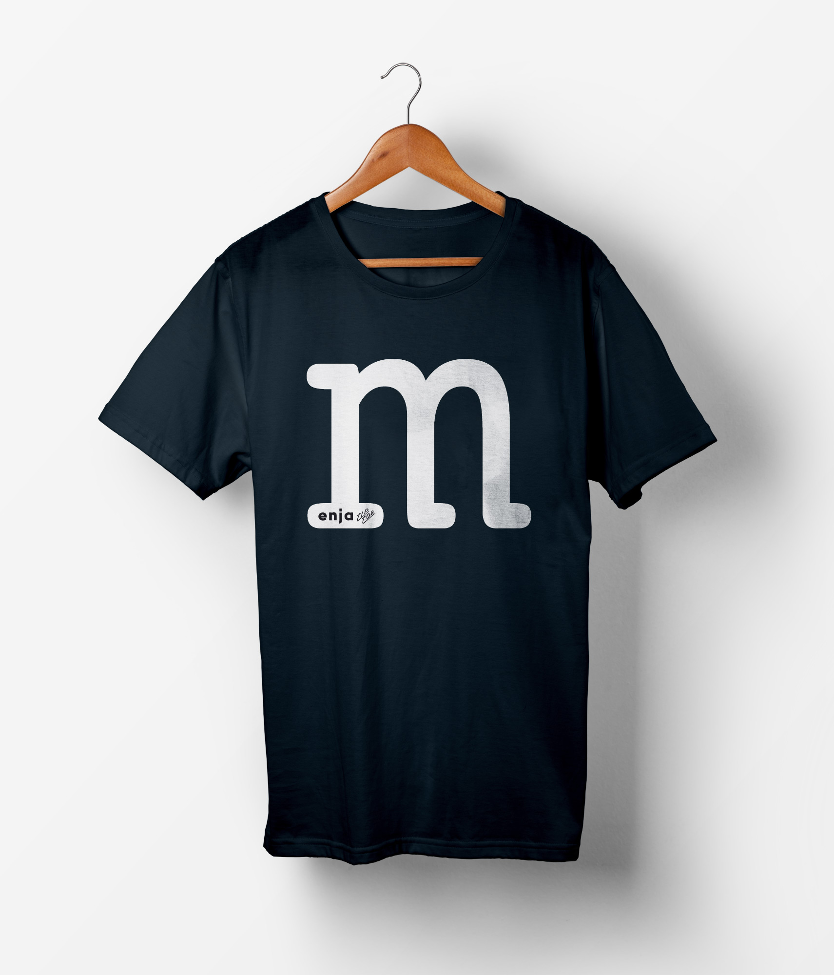 """Shirt-Entwurf zum Album """"thank y'all"""" von Max Merseny."""