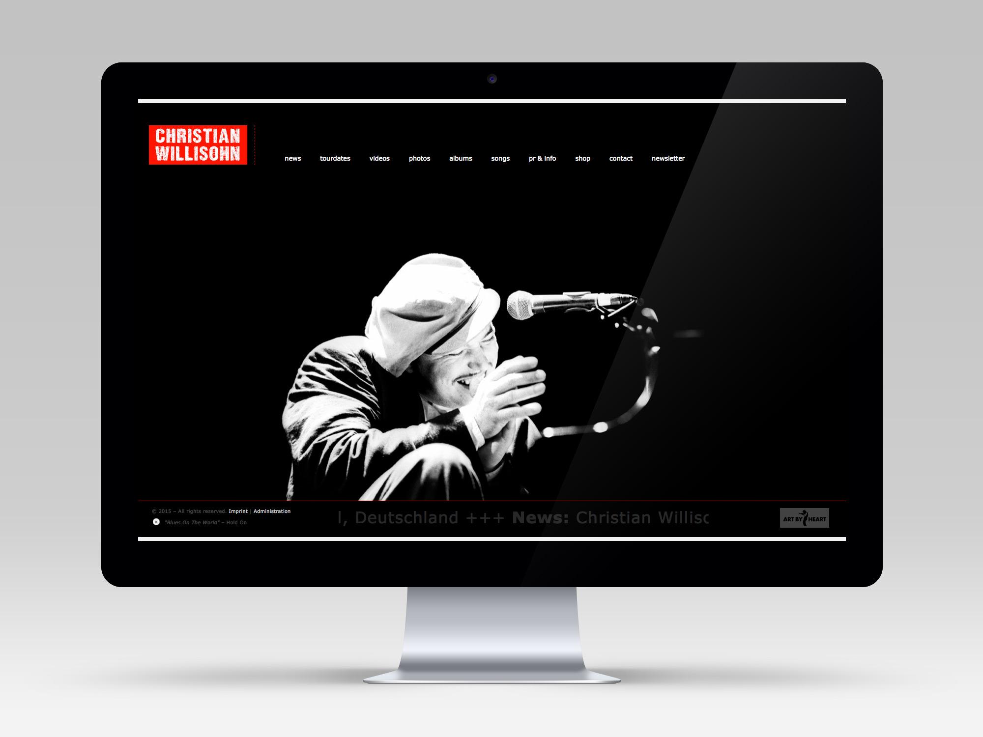 Website www.willisohn.com