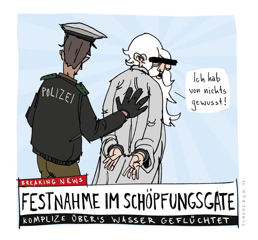 FlorianScheuererSchoepfungsgate